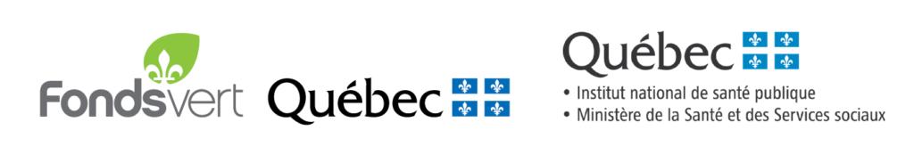 Logo FondsVert Partenaires Milieux de vie en santé