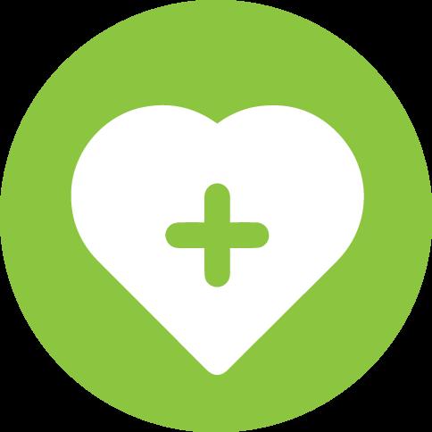 icône d'établissement en santé