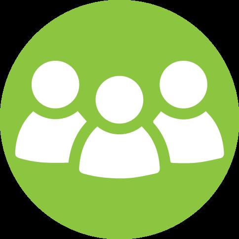 icône d'organisme-communautaire